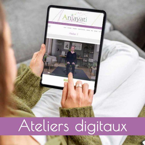 Ateliers digitaux de bien-être en entreprise